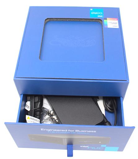 Intel NUC 11 Pro box
