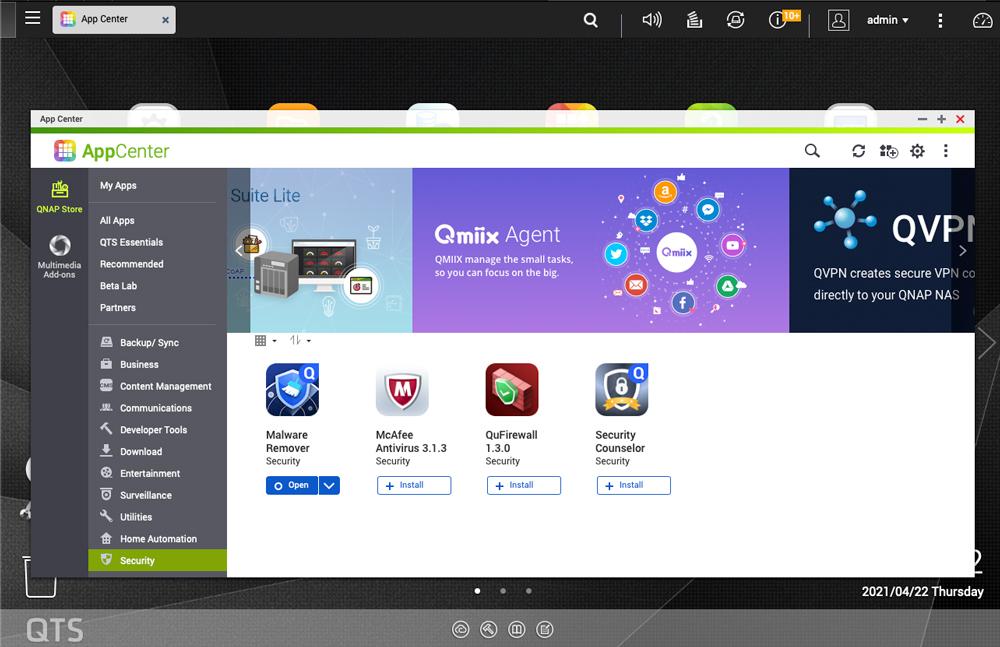 QNAP Qlocker Ransomware security