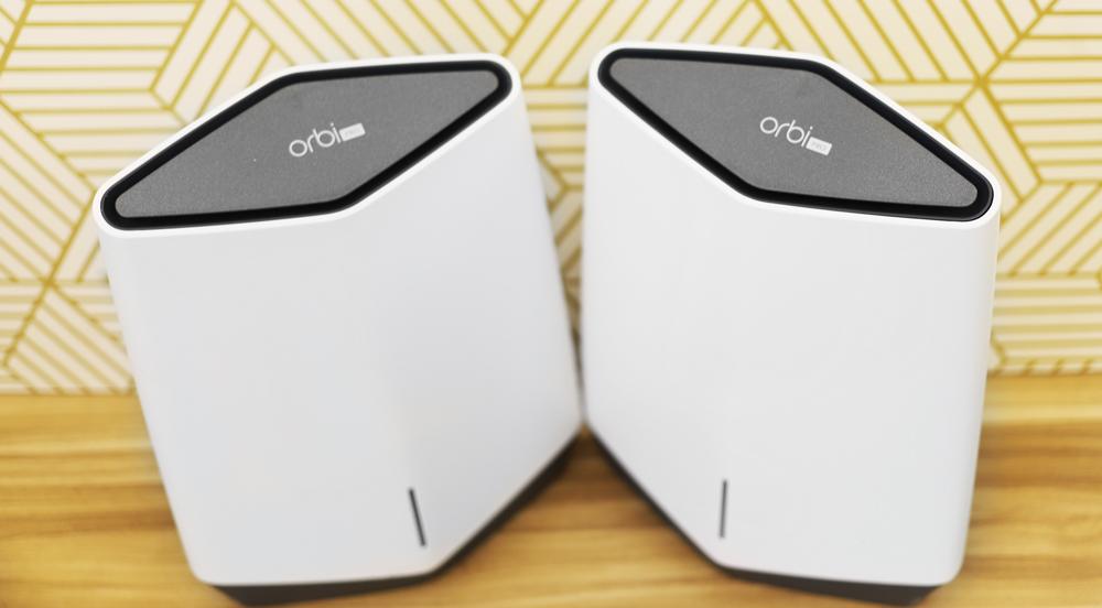 Orbi Pro WiFi 6 top
