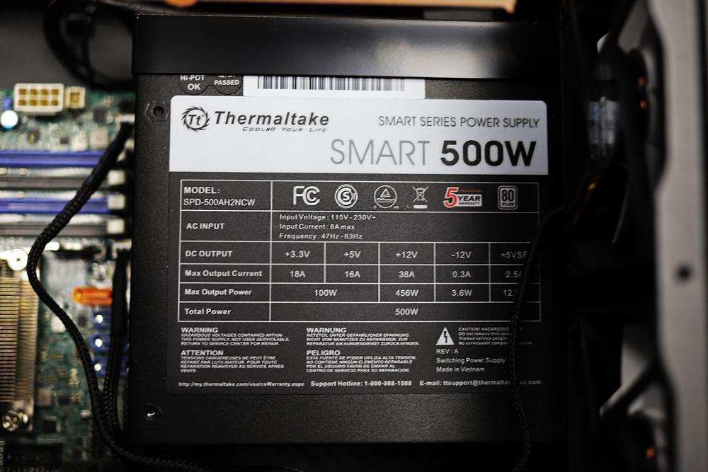 Brian NAS Power Supply