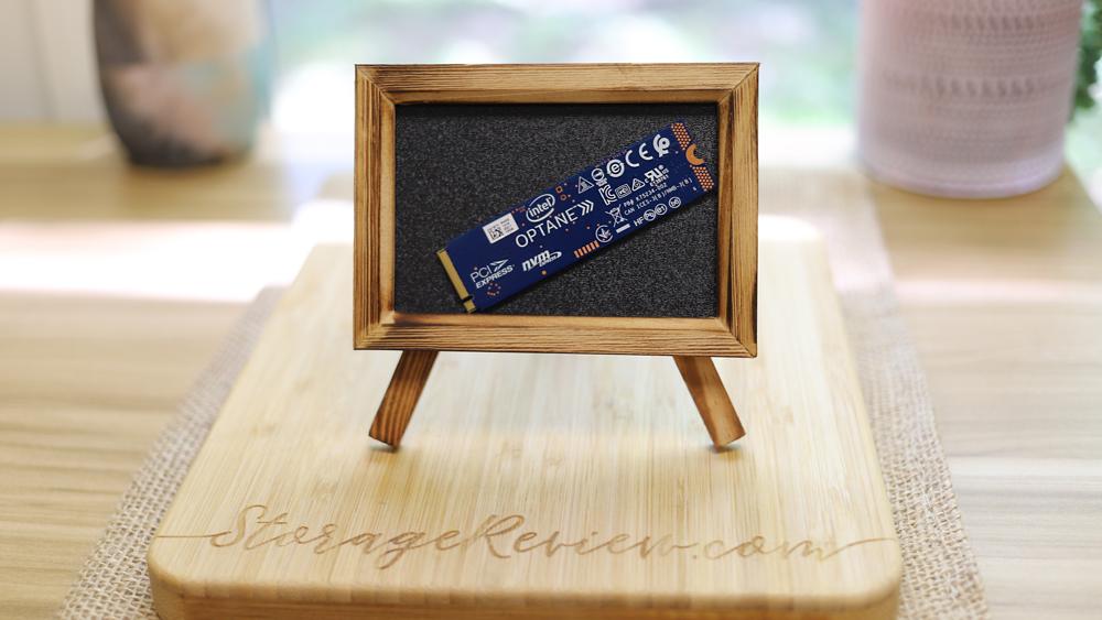 Intel Optane Memory H20 front