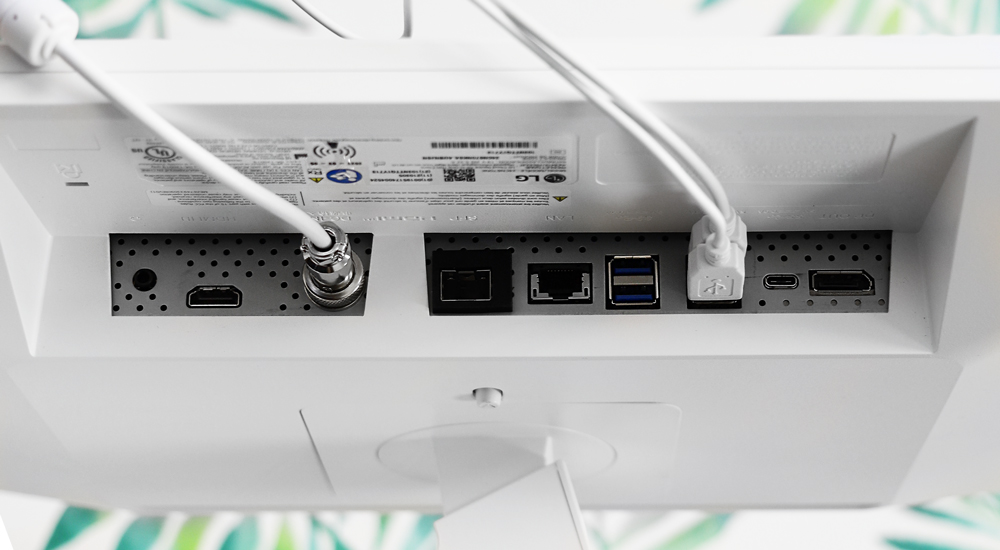 all-in-one thin client ports LG
