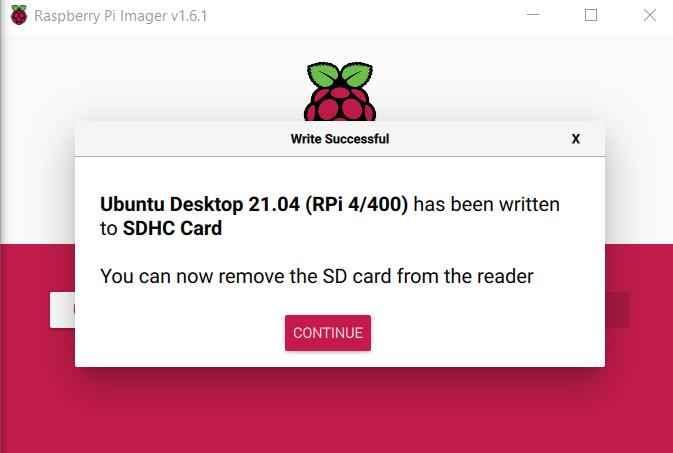 Chia Raspberry Pi setup 2