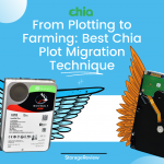 StorageReview Chia Plot Migration