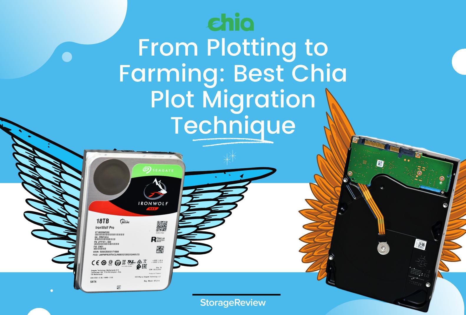 Chia Plot Migration Sneaker Net