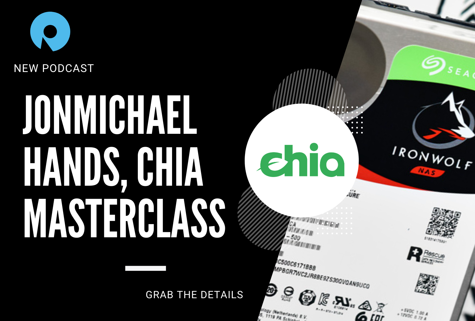 Jonmichael Hands left what most consider to be a very good job at Intel, taking on the role of head of storage at Chia. Chia is a cryptocurrency that's billed as one of the most green in the world since it leverages proof of space (PoS) rather than proof of w…