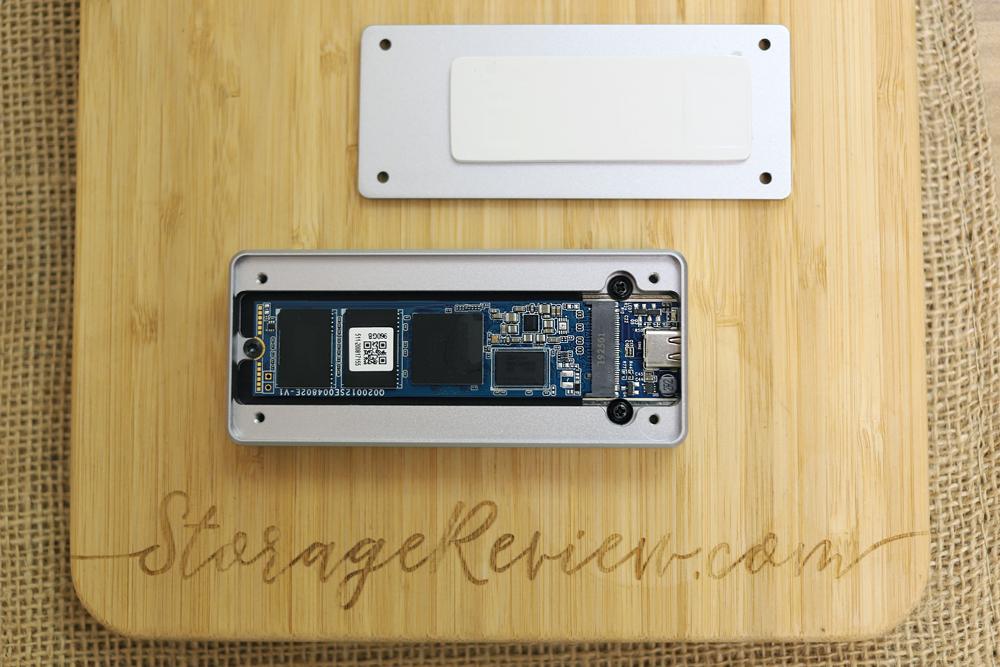 Cigent K2 Secure SSD Open