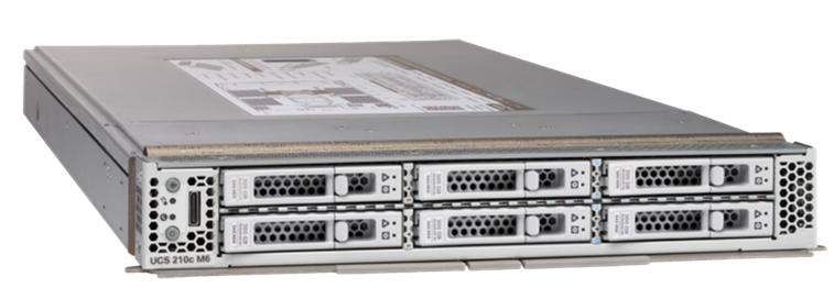 Cisco UCS X compute