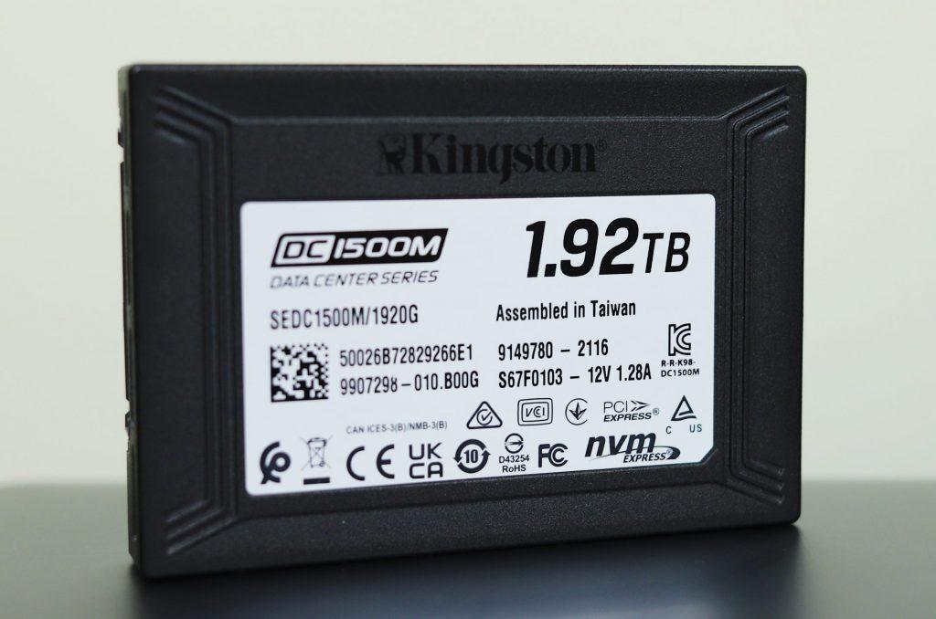 Kingston DC1500M front