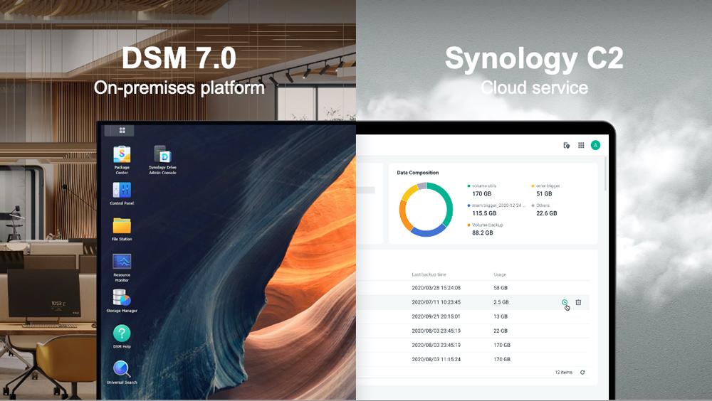 Synology DSM 7.0