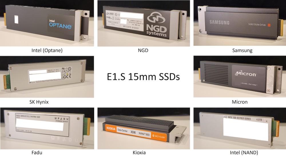 E1.S Vendor Support