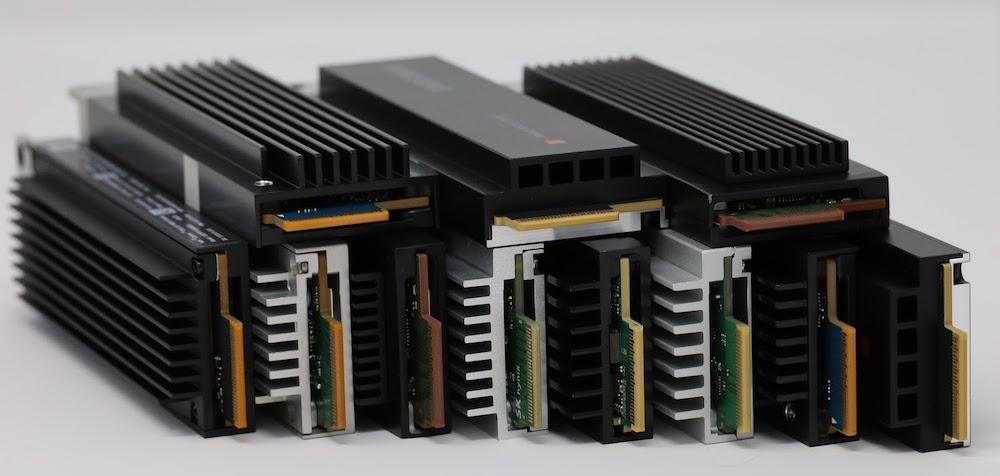 E1.S SSDs