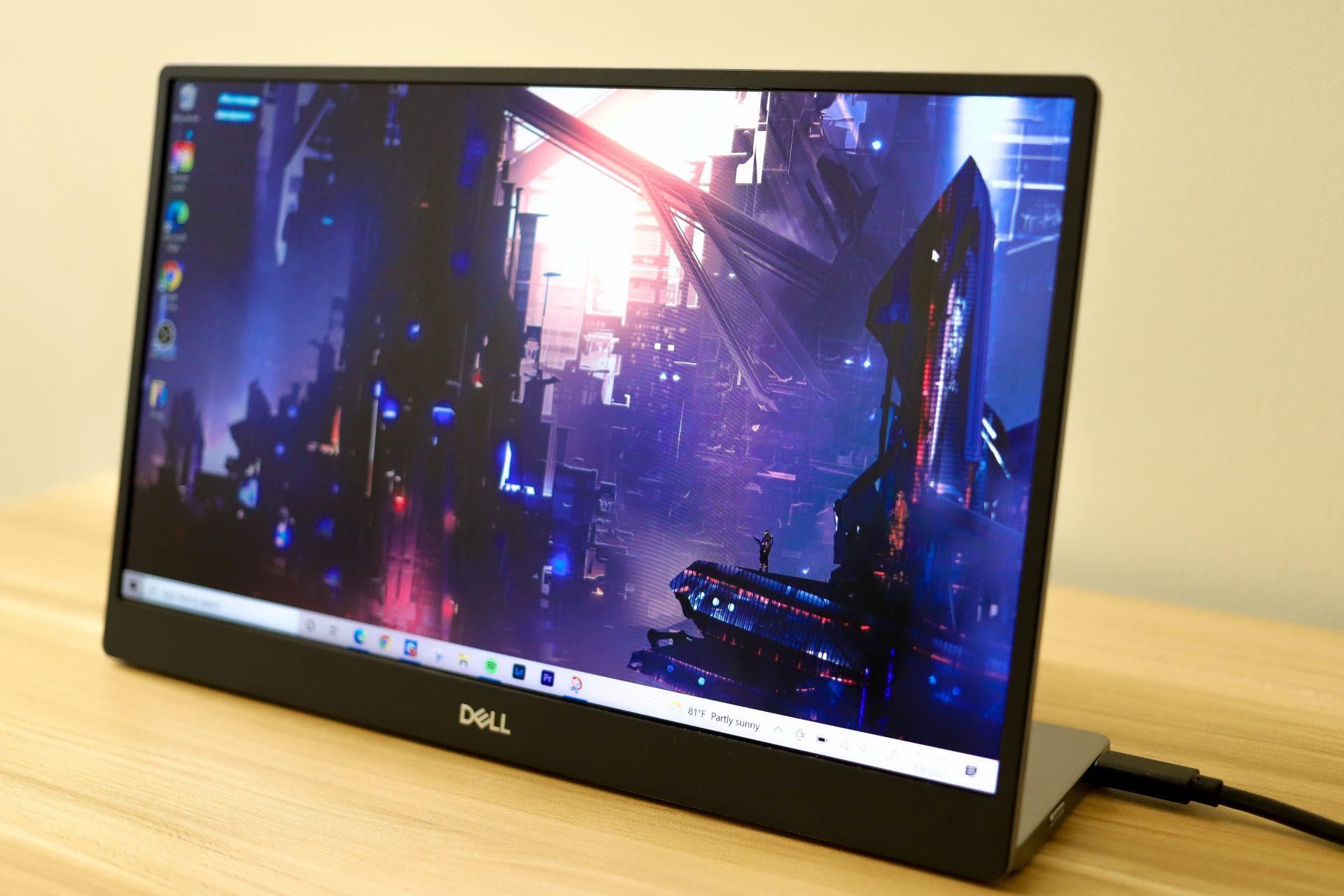 Dell 14 Portable Monitor (C1422H)
