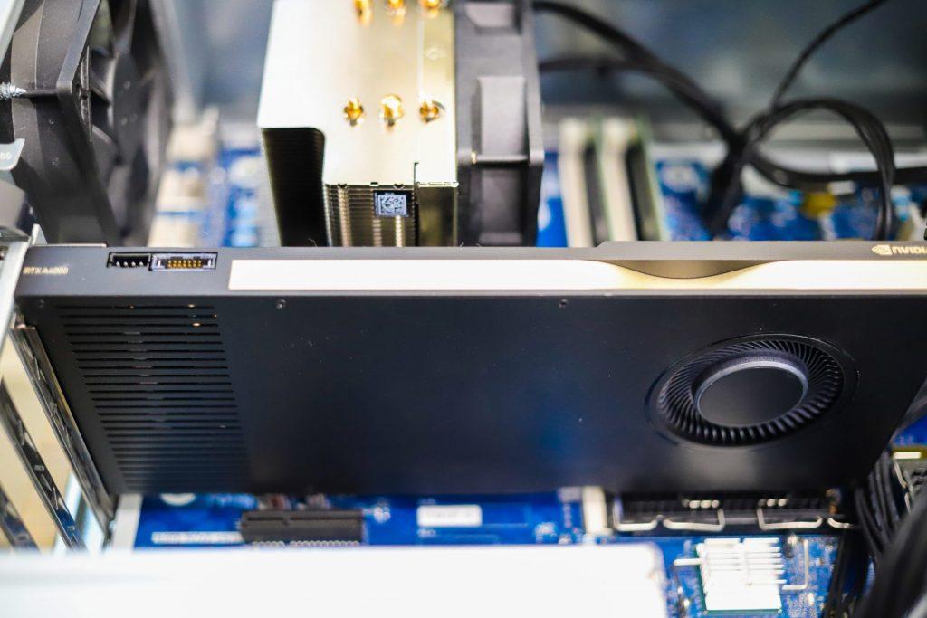 HP Z2 G8 Tower Nvidia GPU