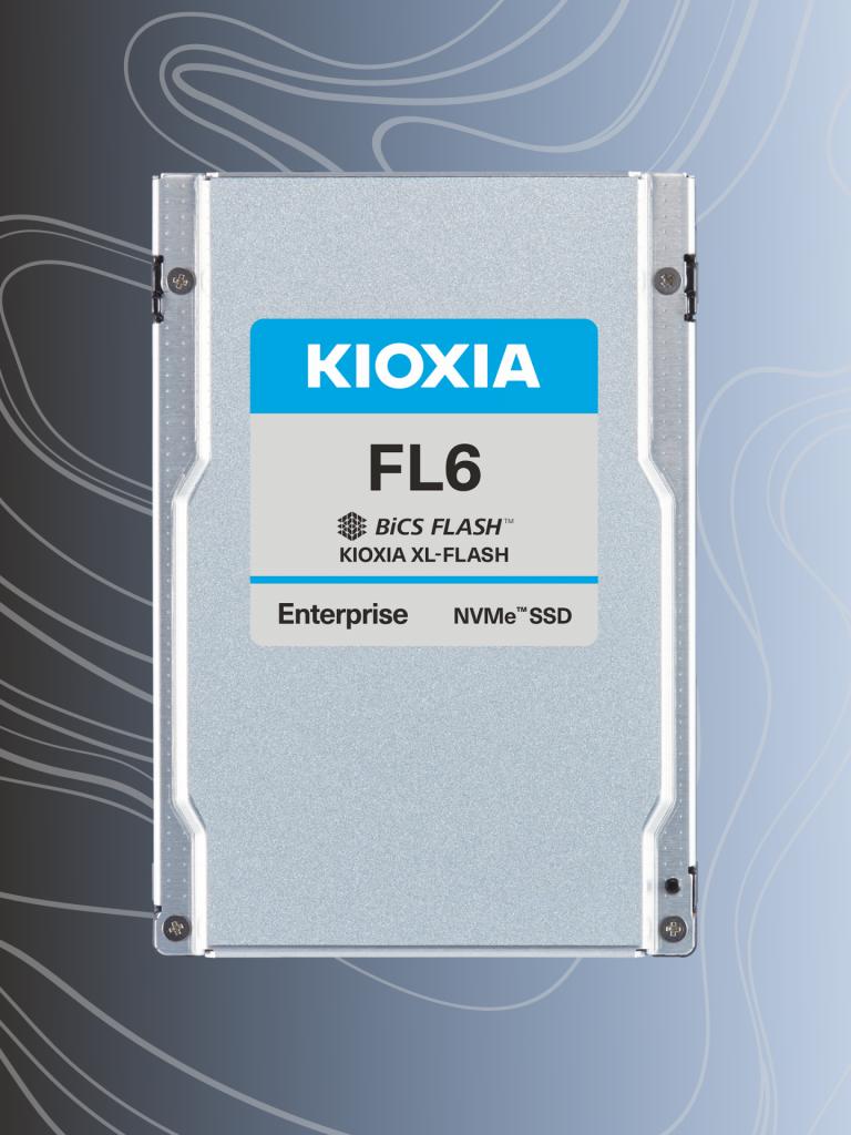Kioxia FL6 SCM SSD