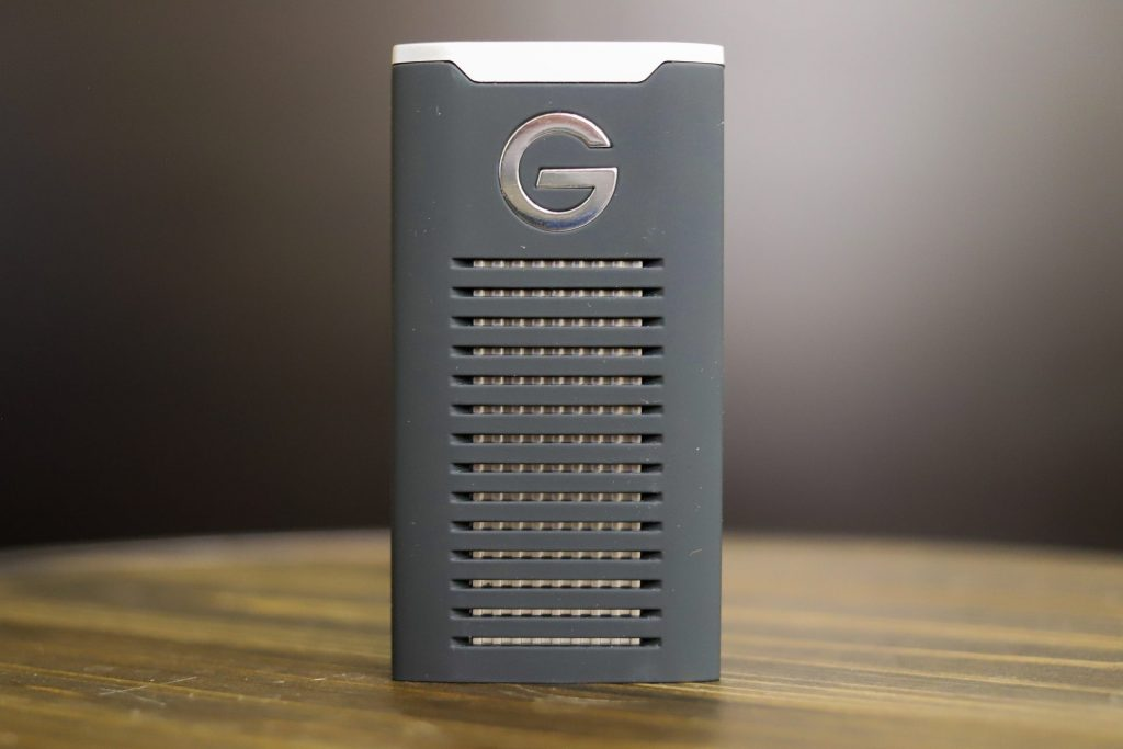 SanDisk Professional G-DRIVE SSD front