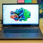 HP ZBook 17 Fury G8 Screen